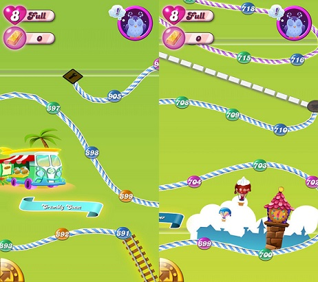 Candy Crush hacked version