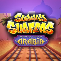 Download Subway Surfers Arabia Mod APK-Unlimited Coins & Keys Hack