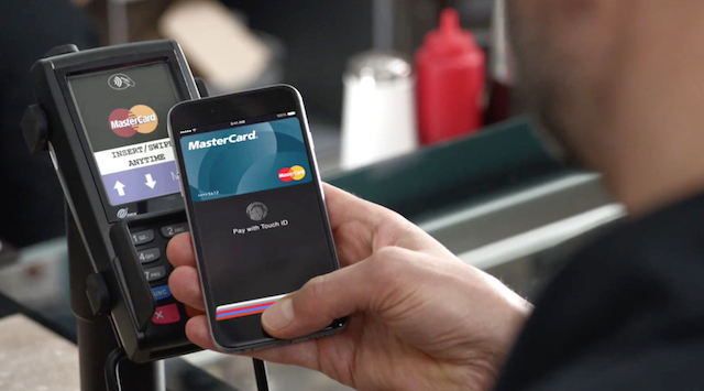 How to setup apple pay on iPhone 6