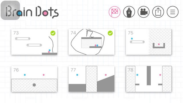Brain Dots apk file