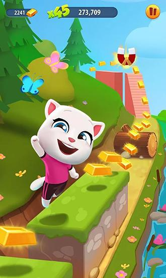 Talking Tom Gold Run apk file a