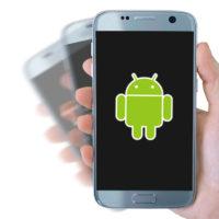 shake brightness android