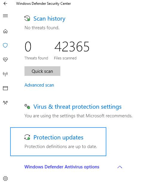 0x80070643 windows defender update